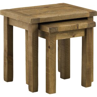 Celestin 2 Piece Nest Of Tables By Union Rustic