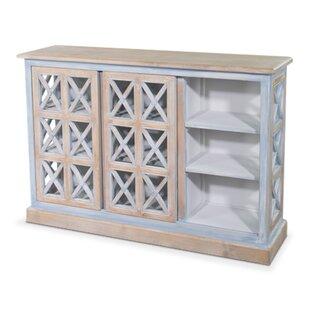 Alex Standard Bookcase Sarreid Ltd