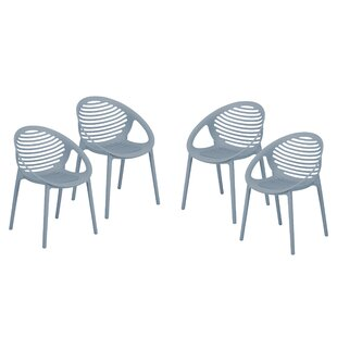 Anika Arm Chair (Set of 4) by Orren Ellis