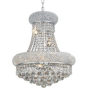 Destanee 8-Light Empire Chandelier