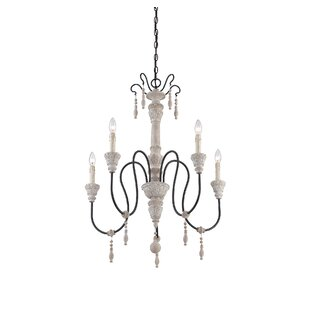 Lark Manor Corneau 5-Light Chandelier