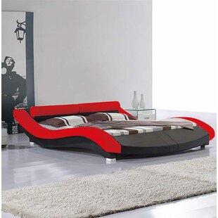 Theodore Queen Platform Bed by Orren Ellis