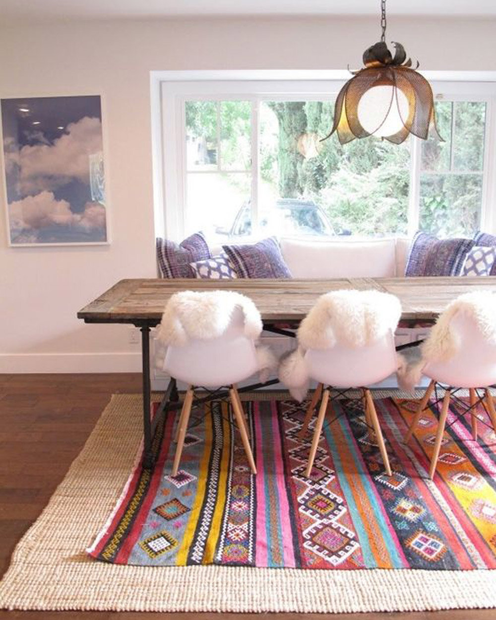 How To Layer Rugs For Every Style Allmodern