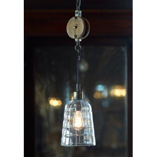 Pulley 1 Light Mini Pendant