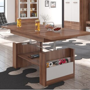 Columbia Adjustable Coffee Table