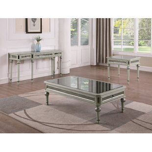 Mahlum 3 Piece Coffee Table Set Rosdorf Park