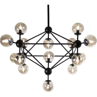 Zentique Logan 15-Light Chandelier