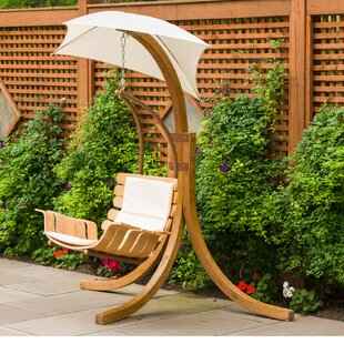 Swing Chair With Stand by Leisure Season Best Design