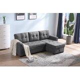 Caversham 86 Reversible Sleeper Sofa & Chaise by Ebern Designs