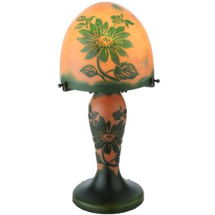 Reviews Floral 15 Table Lamp By Meyda Tiffany