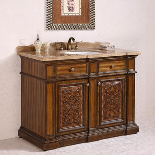 Seaview 48 Single Bathroom Vanity Set by Astoria Grand