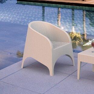 Mercury Row Jayne Stackable Lounge Chair ..