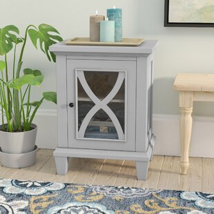 Rosendale 1 Door Accent Cabinet by Andover Mills