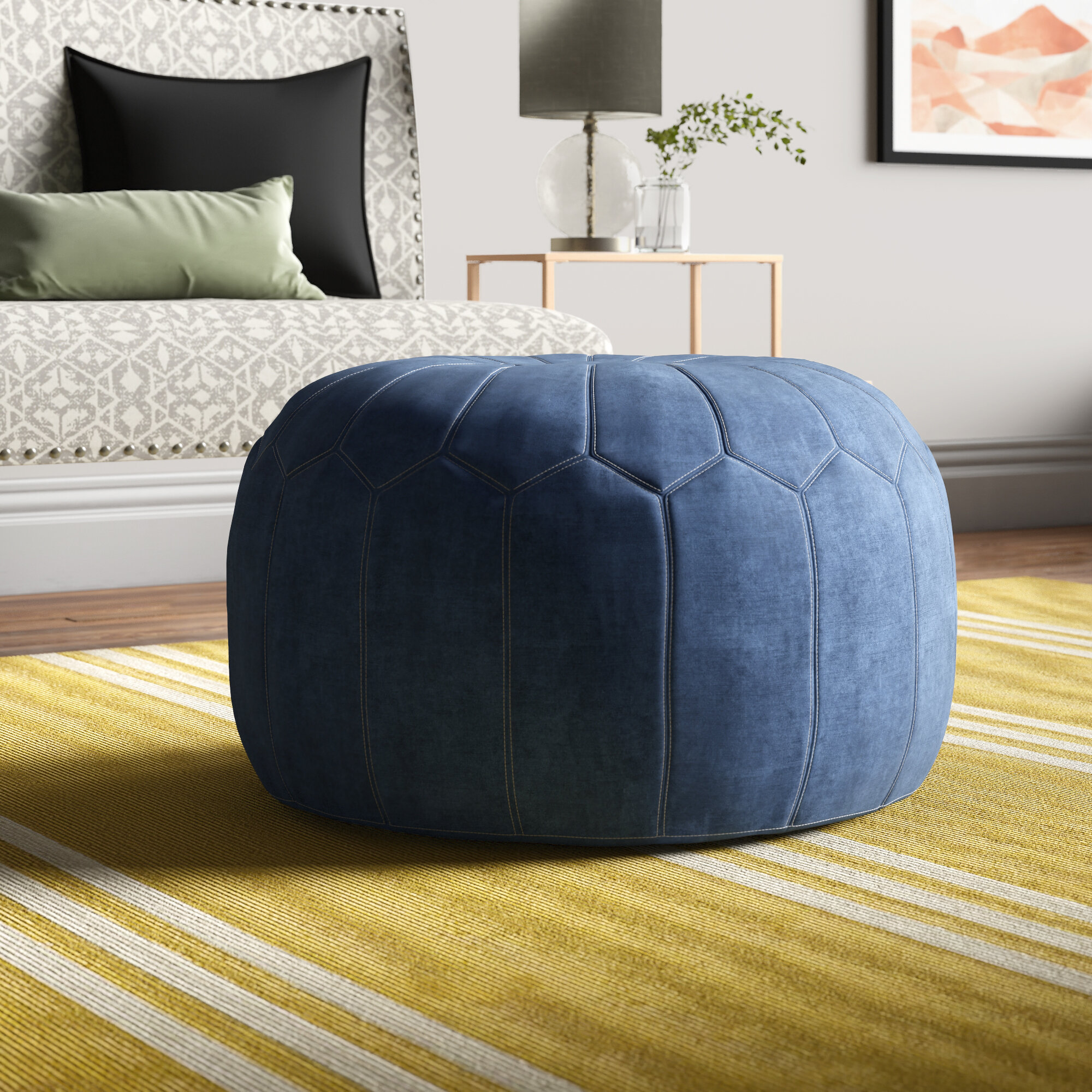 Poufs Free Shipping Over 35 Wayfair