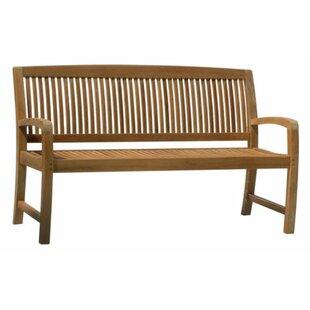 Aqua Teak Teak Garden Bench