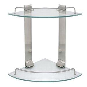 Double Glass Corner 9.5