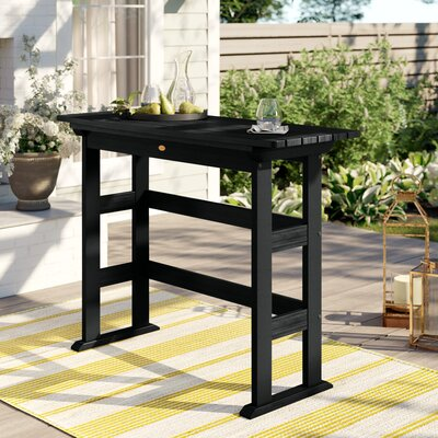 Amelia Bar Table by Three Posts 2020 Sale