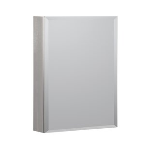 Buy clear 20 x 26 Recessed or Surface Mount Medicine Cabinet By Hazelwood Home