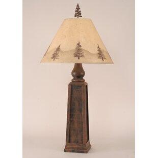 Coast Lamp Mfg. Rustic Living 35.5