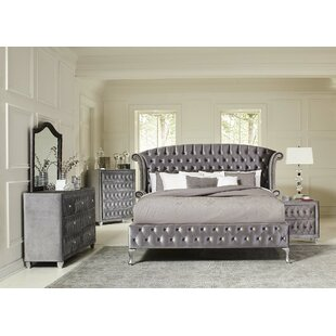Burlingame Panel Configurable Bedroom Set