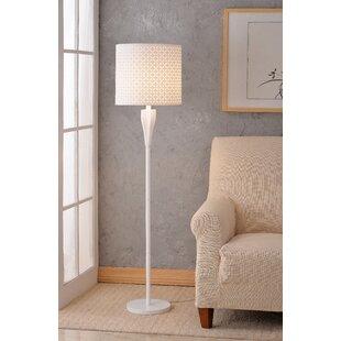 Top Reviews Ogden 60 Floor Lamp By Orren Ellis