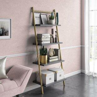 CosmoLiving by Cosmopolitan Nova Ladder Bookcase