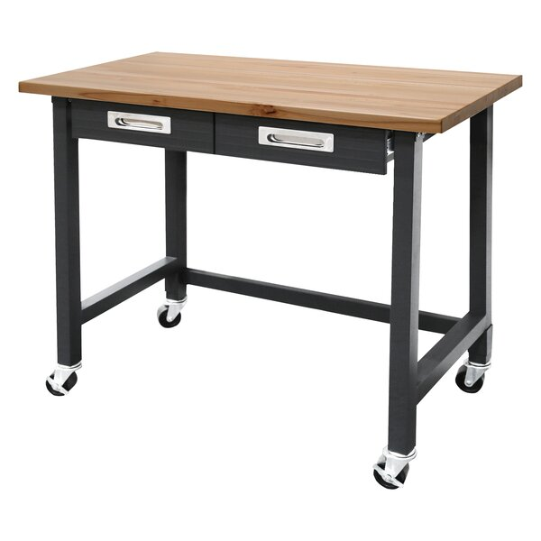 Workbenches Amp Work Tables You Ll Love Wayfair