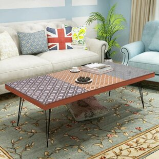 Nikanor Coffee Table By World Menagerie