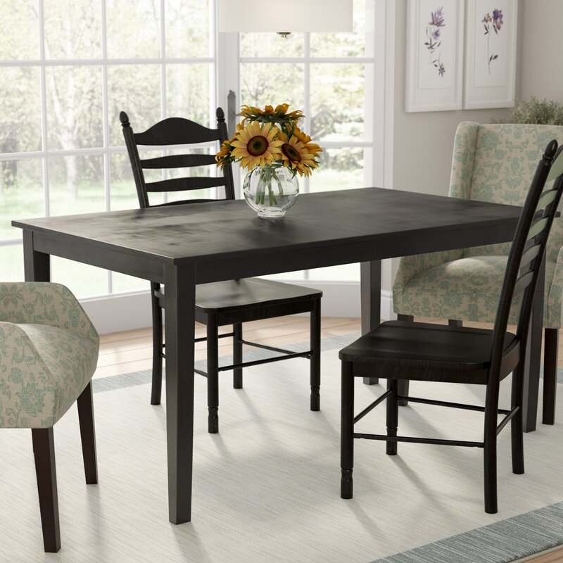 andover mills oneill dining table  reviews  wayfair
