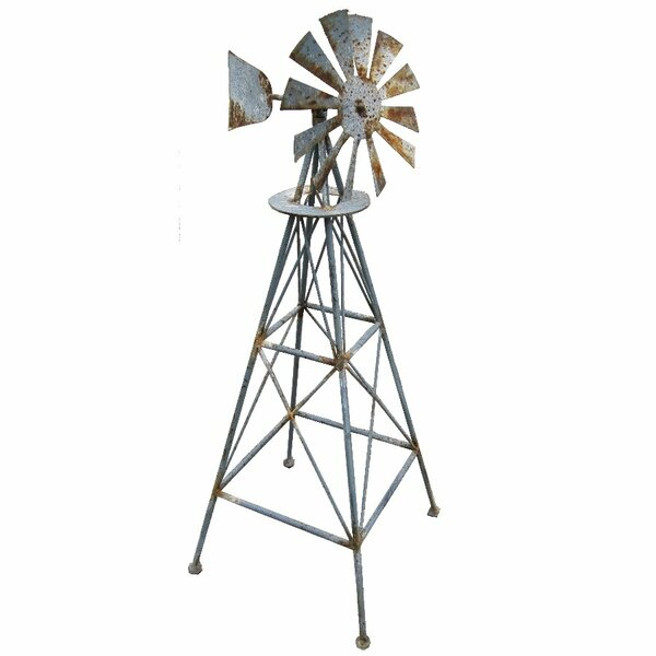 Metal Windmill Wayfair Ca