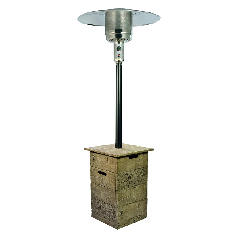 Bond Galleon 40000 BTU Propane Patio Heater Reviews Wayfair