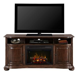 Henderson 66 TV Stand with Fireplace by Dimplex