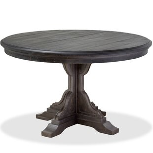 Alona Solid Wood Dining Table Gracie Oaks