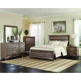 Zuri Standard Solid Wood Configaruable Bedroom Set by Union Rustic