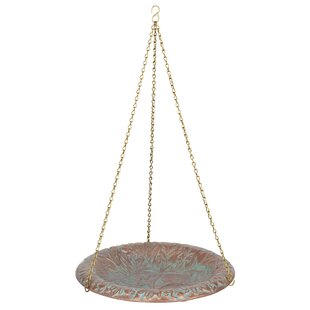 Whitehall Products Oakleaf Birdbath