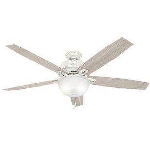 Reviews 60 Donegan 5-Blade Ceiling Fan By Hunter Fan