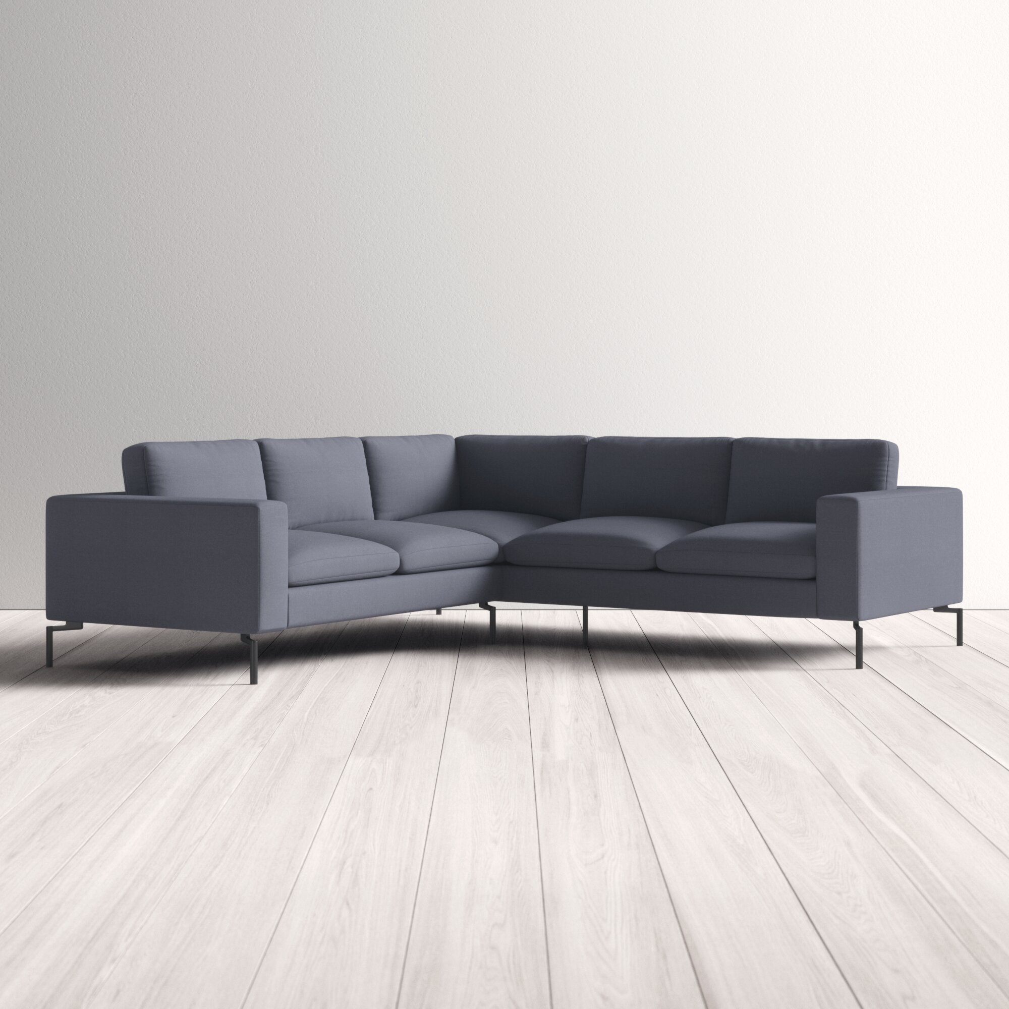 The New Standard 102 Sectional Sofa
