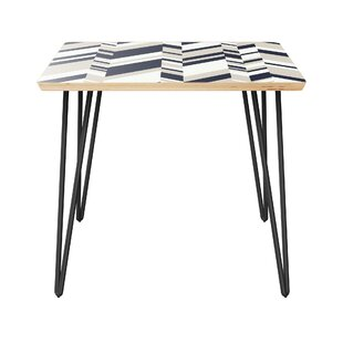 Gadbois End Table by Orren Ellis