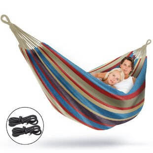 Freeport Park Anastasia Double Stripes Tree Hammock