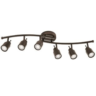 Lithonia Lighting 6-Light Fixed Track Kit
