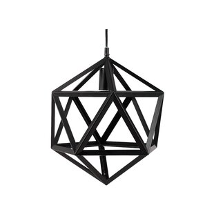 Wrought Studio Paille Modern 1-Light Pendant