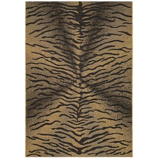 Catori Light Black/Natural Indoor/Outdoor Area Rug