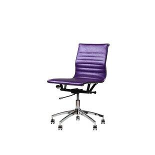 Wrought Studio Fewell Swivel Office Chair