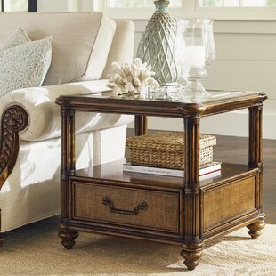 Great choice Bali Hai End Table with Storage By Tommy Bahama Home