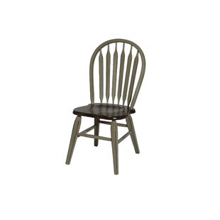 Adalberto Solid Wood Dining Chair by August Grove