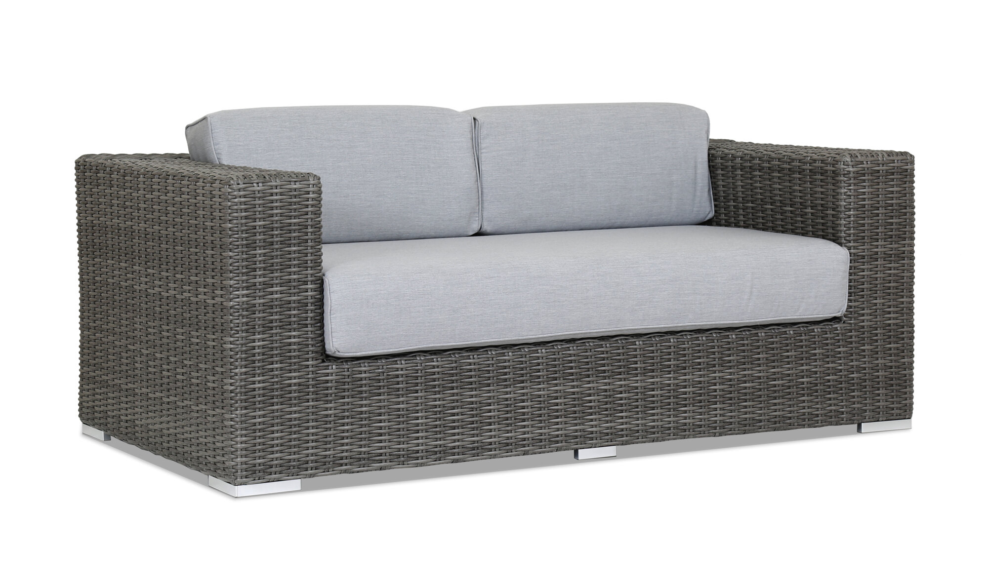 Emerald Ii Loveseat With Sunbrella Cushion Joss Main