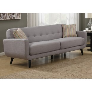 Tifton Mid-Century Sofa by Ivy Bronx