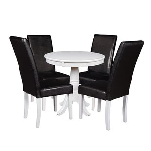 Magaw Dining Set (Set of 5) by Winston Porter