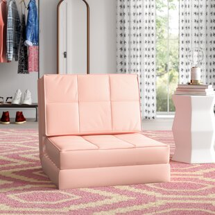 Broadnax Convertible Chair By Trule Teen