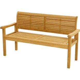 Willington Teak Bench By Sol 72 Outdoor